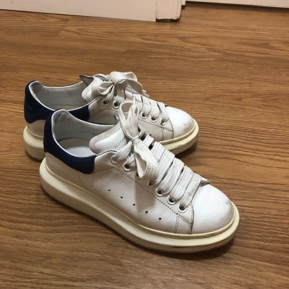 61dd348a5899c Alexander McQueen Shoes | Oversized Sneakers Us Woman 65 | Poshmark